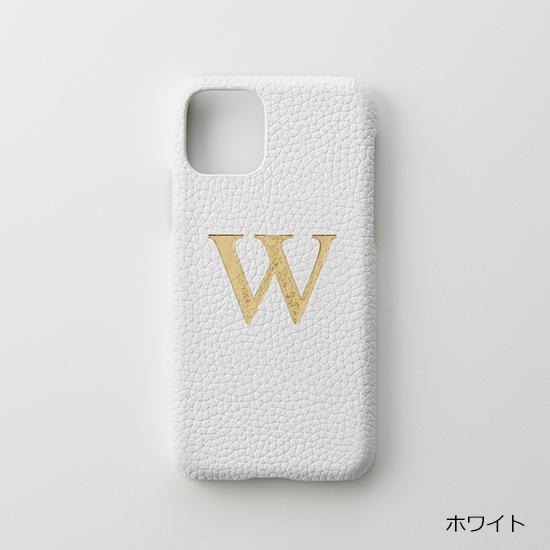 [Wako's Room]Calmere スマホケース(フラットタイプ/ホワイト)