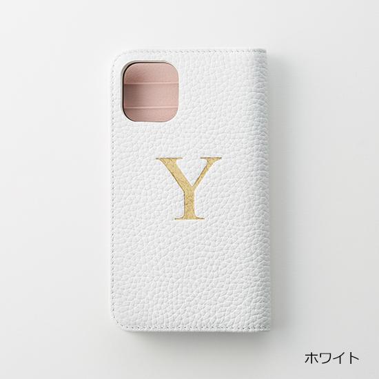 [Wako's Room]Calmere スマホケース(手帳 タイプ/ホワイト)