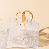 """[TheContainerShop]CLEAR トート"""