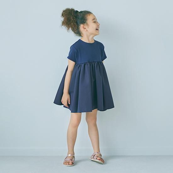 [AMICA・kids]バレリーナTドレス【キッズ&ベビー】