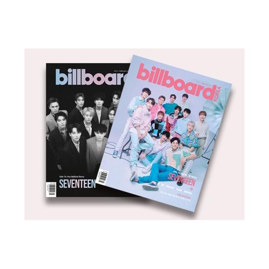 [光文社]『billboard KOREA Magazine vol.3』~SEVENTEEN特集号~