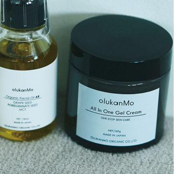 [CASA FLINE]【olukanMo】All In One Gel Cream