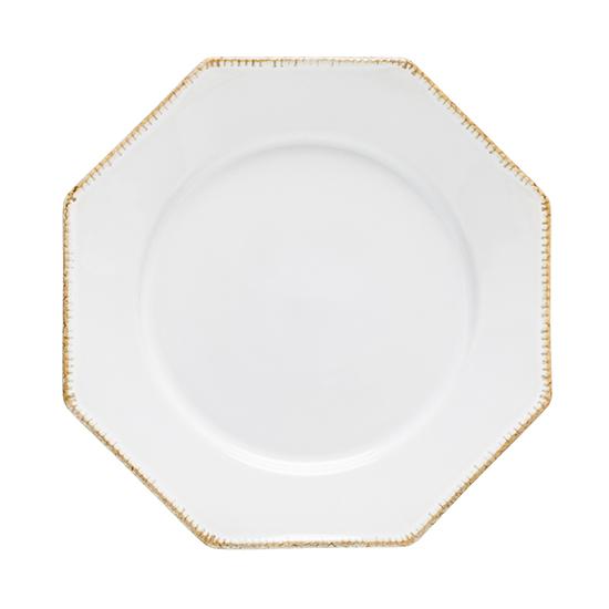 [Wako'sRoom]ルツィア ディナープレート(ホワイト)