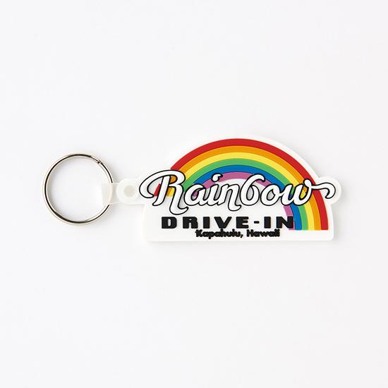 [Rainbow Drive-In]オリジナルロゴ キーチェーン