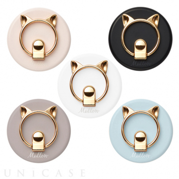 [UNiCASE]【Mallow】 CAT SMARTPHONE RING
