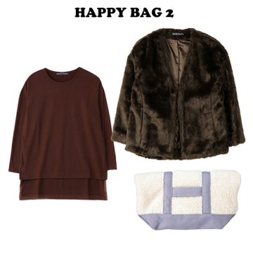 [Secret Trophy]2021Winter HAPPY BAG 2