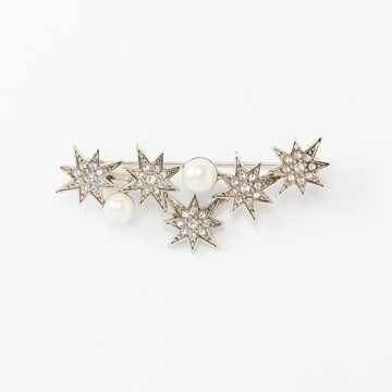 """[ADER.bijoux]STAR パールブローチ"""