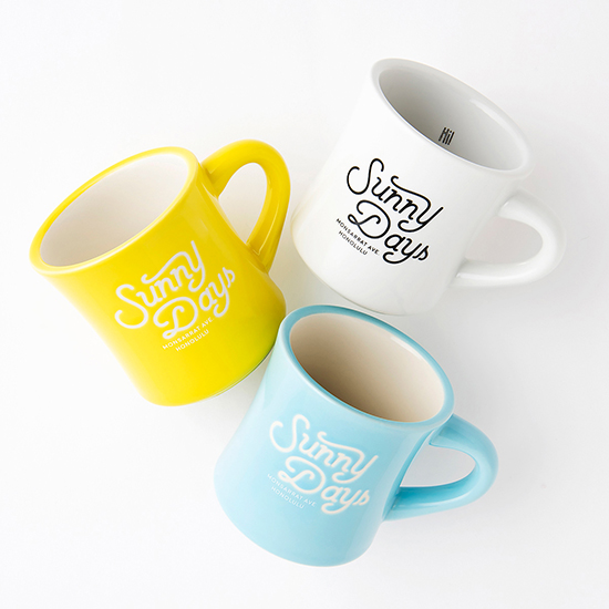 [SUNNY DAYS]ロゴマグカップ