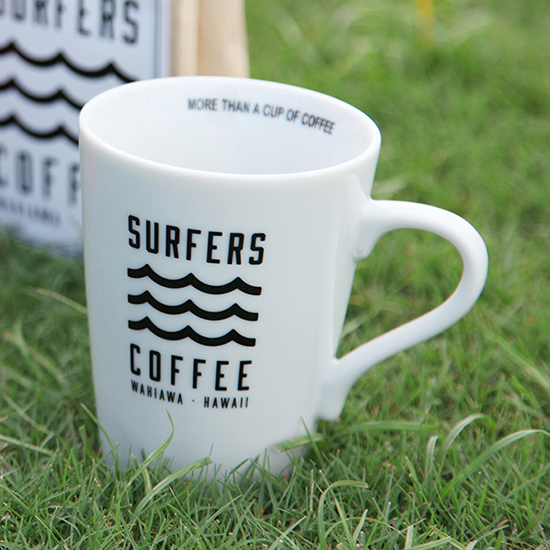 [SURFERS COFFEE]Wahiawa Mug