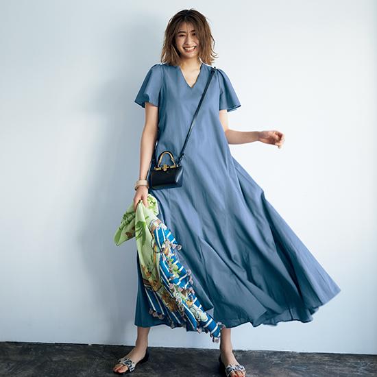 [MARIHA]夏の月影のドレス(SS)