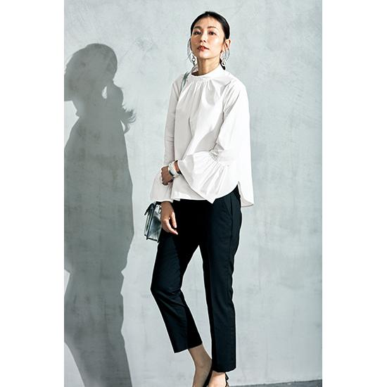 [S・girasole]スタイリッシュシャツ