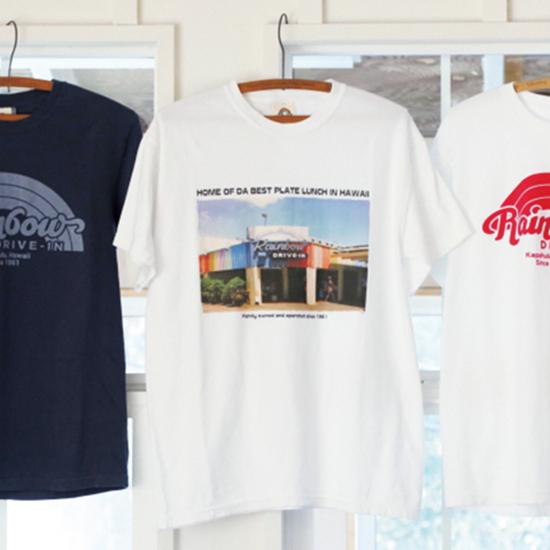 [Rainbow Drive-In]Tシャツ DA BEST