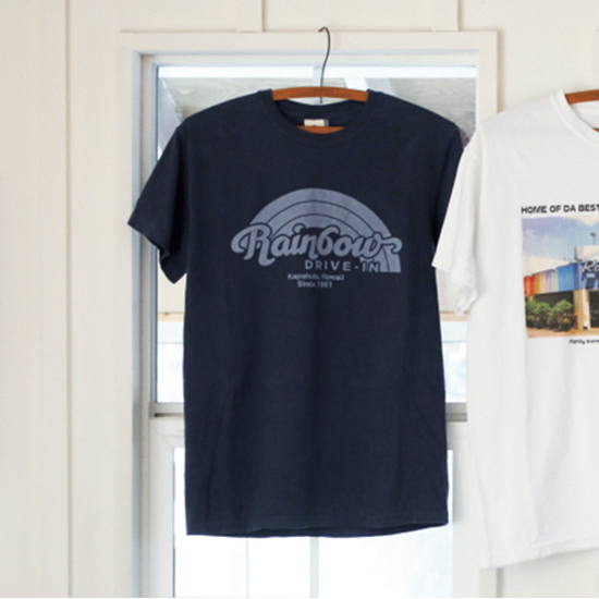 [Rainbow Drive-In]Tシャツ NEON LOGO