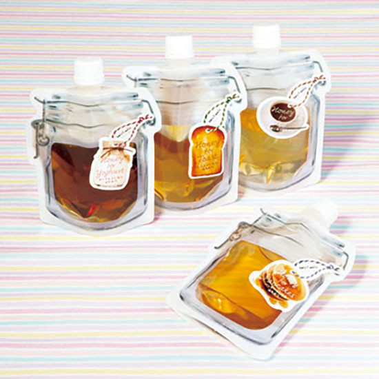 [miel mie]ヨーグルトに合う蜂蜜 シールアップパウチ入り