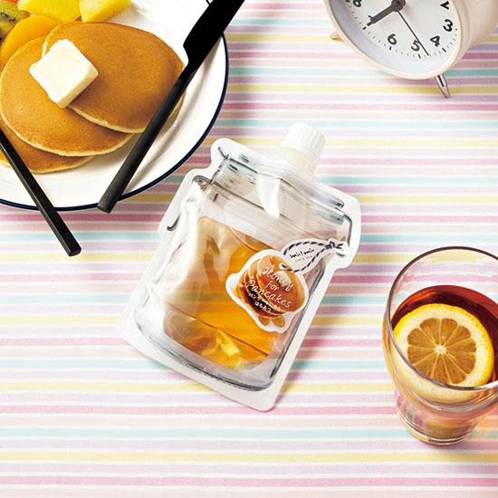 [miel mie]パンケーキに合う蜂蜜 シールアップパウチ入り