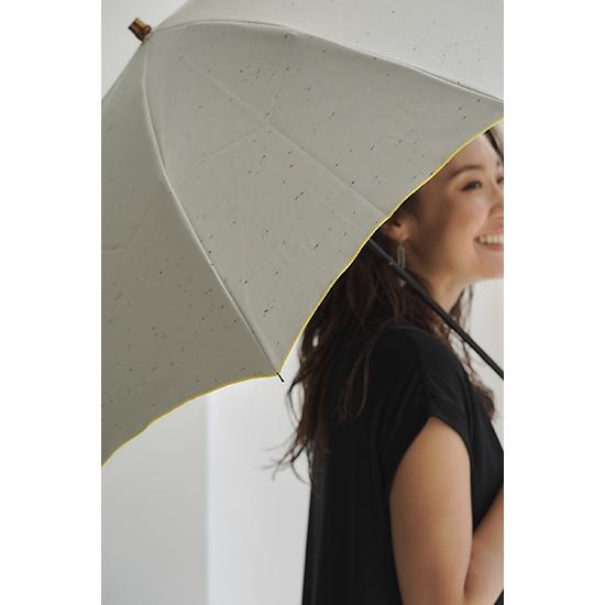 [BICHERIE.]100%完全遮光 晴雨兼用日傘 D-折りたたみ