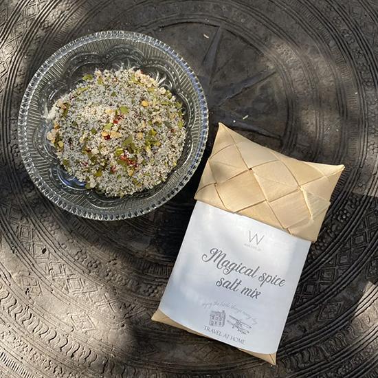 [Wako's Room]Magical Spice Salt Mix