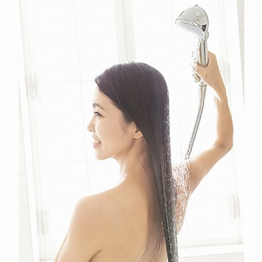 [MTG]洗うたびに美しくなるシャワーヘッド