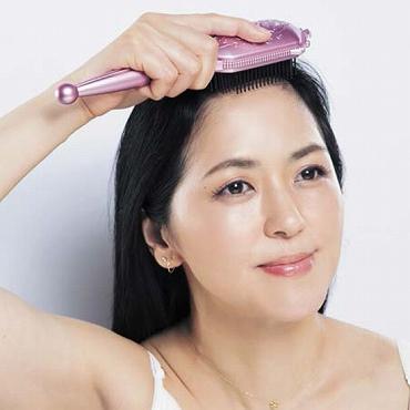 [Shanti Couture]小顔&美髪になれるフェイスリフトブラシ