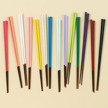 [カワイ]にっぽん伝統色箸