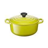[LE CREUSET]シグニチャー ココット・ロンド20cm