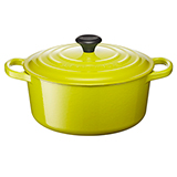 [LE CREUSET]シグニチャー ココット・ロンド22cm