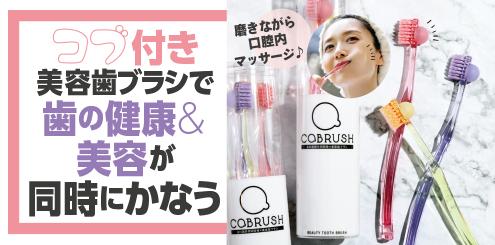 美容歯ブラシ